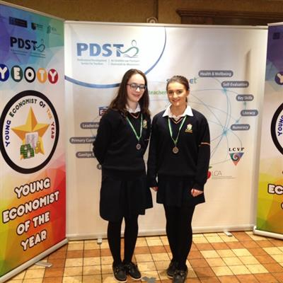 Silver Medal Winners at the YEOTY Awards