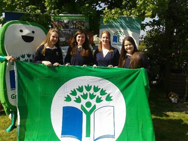 St. Mary's awarded Green Flag for Energy Awareness