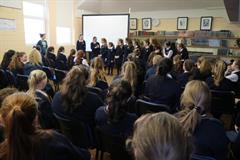First Year Anti Bullying Workshop