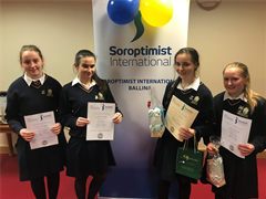 Soroptimist International Public Speaking Competition