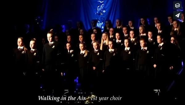 Video of Christmas Concert Evening