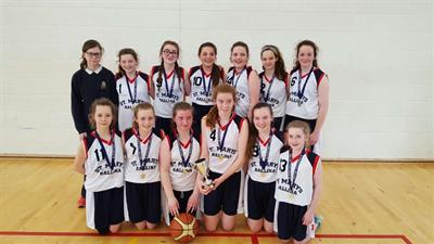 Connacht Basketball Champions