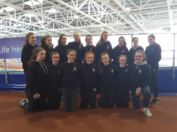 Connacht Schools Indoor Athletics