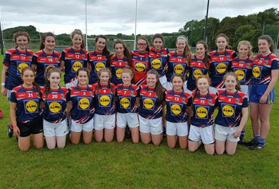 Sports - Ladies Gaelic Football
