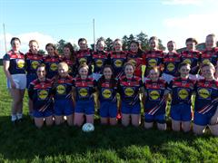 Senior Gaelic Football v St. Joseph