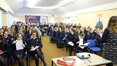 Careers Day at St. Mary