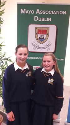Mayo Association Dublin Schools' Debating Competition