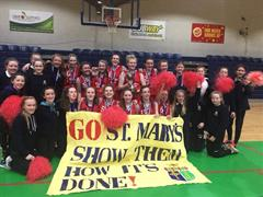 ALL IRELAND BASKETBALL CHAMPIONS!!