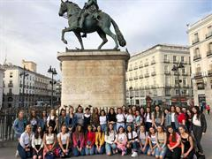 Transition Year Tour to Madrid