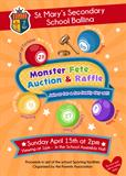 School Spring Fete Sunday, April 15th 2018