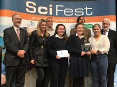 Sci Fest success!