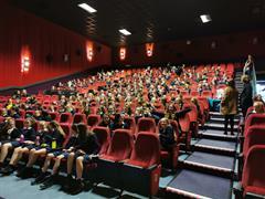 Cinema trip
