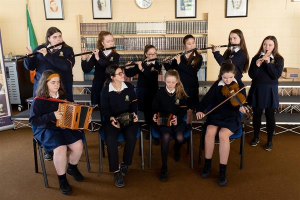 Irish Traditional Music Group
