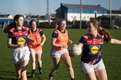 Sports - Ladies Gaelic Football