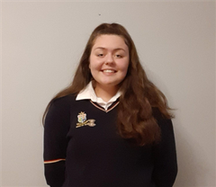 Leah Hannon qualifies for BT Young Scientist Competition