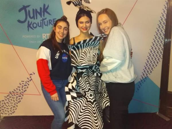 TY's through to National Finals of Junk Kouture