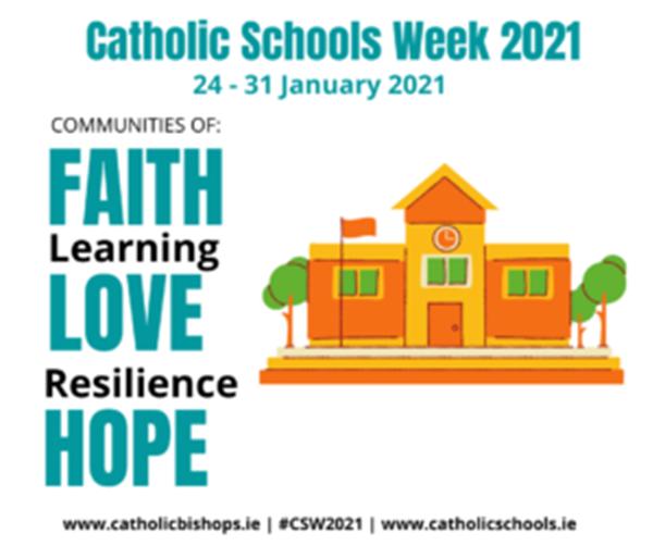 Catholic Schools Week Jan 24-31, 2021