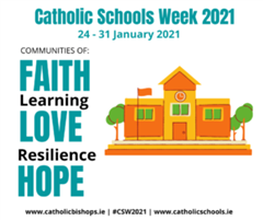Catholic Schools Week Jan 24-31, 2021