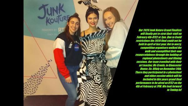 Junk Kouture Grand Final Vote