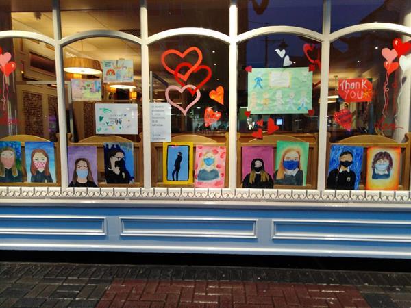 TY Covid Art Exhibition